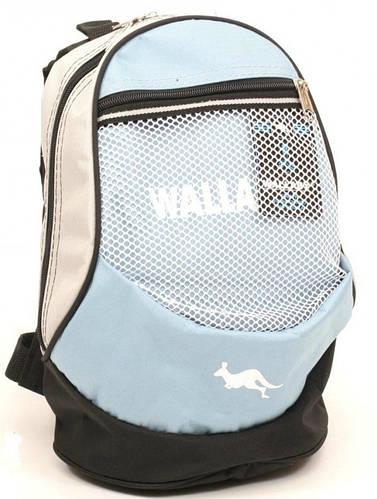 Рюкзак городской, молодежный, детский 7 л. Wallaby 152 голубой