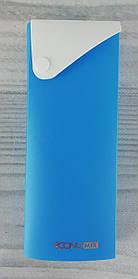 Пенал Пластик 31617-99 голубой 11259Ф Economix Китай