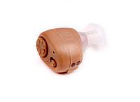 Комфортная жизнь со слуховым аппаратом Axon K-86, отличный усилитель, внутриушной, малозаметен в ухе