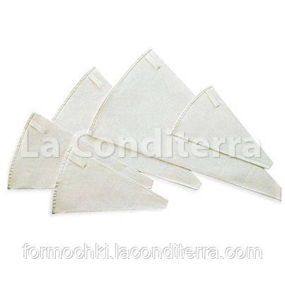 Кондитерский мешок, хлопчатобумажный, многоразовый (длина=460 мм)
