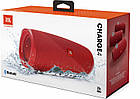 [ОПТ] Портативная Bluetooth колонка Power Bank, портативная акустика JBL Charge 4 Красная, фото 5