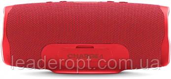 [ОПТ] Портативна Bluetooth колонка Power Bank, портативна акустика JBL Charge 4 Червона