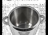 Скороварка Perfect объем 9 литров, нержавеющая сталь, фото 5