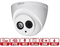 IP камера Dahua DH-IPC-HDW4433C-A hubmVAp42762, КОД: 146747
