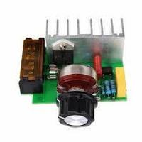 Регулятор потужності AC 4000Вт 220В димер, фото 1