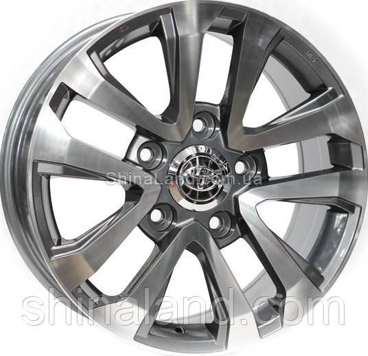 Литые диски Replica Toyota RYK889 8x18 5x150 ET45 dia110,5 (MG)
