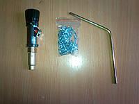 Термостатический регулятор тяги Regulus RT3 для твердотопливного котла.