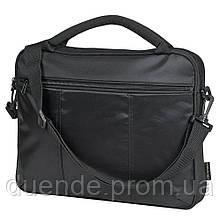 Сумка Centrixx для конференций с отделением для ноутбука от 100 шт / su 11921901 Черный