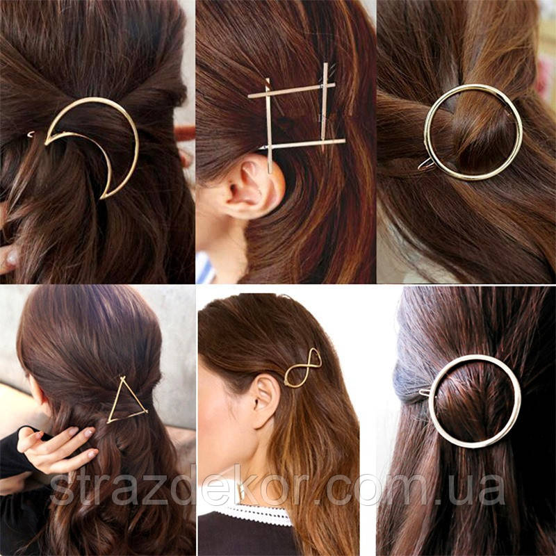 Заколка для волос фигуры, фото 1