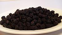 Ягоды рябины черноплодной сушеные плоды аронии без веточек