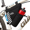 Велосипедная сумка B-SOUL под раму с держателем для фляги