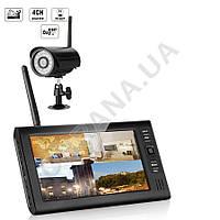 Комплект беспроводного видеонаблюдения KIT-HD71, фото 1