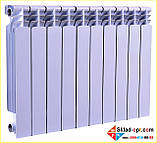 Алюминиевый радиатор Alltermo 350, фото 2