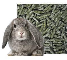 Белковые корма для кроликов великанов розфасовка по 30кг.