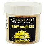 Бойлы плавающие Nutrabaits Pop-Ups CREAM CAJOUSER - 15мм, фото 2