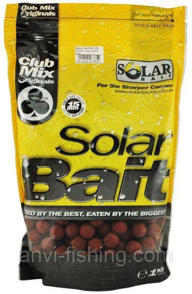Бойлы Solar SHELF-LIFE - CLUBMIX - 15mm - 1kg