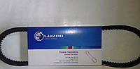 Ремень генератора зубчатый Заз 1102-1105,Сенс, Таврия, Славута  (L=713)  ЛУЗАР, фото 1