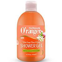 Гель для душа с экстрактом апельсина O'ranger Shower Gel