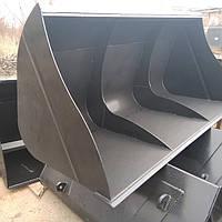 Ковш усилений з ножем HARDEX 500 1.1 м.куб., фото 1