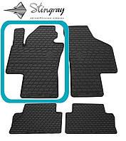 SEAT Alhambra II 2010- Водительский коврик Черный в салон