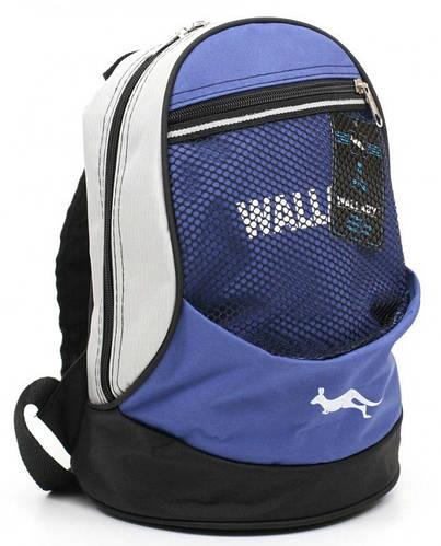 Рюкзак детский 7 л. Wallaby (Валлаби) 152 синий