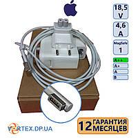 Зарядное устройство для ноутбука Apple L MagSafe 4,6A 18,5V класс A++ (AC-вилка в подарок) нов