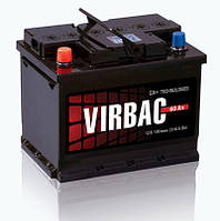 "Аккумулятор Virbac Classic, Dilen 60 (6СТ-60-Аз 480 А ""+"" справа) M2"