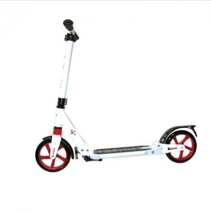 Самокат для взрослых iTrike 2-х колесный SR 2-017 (Красный)