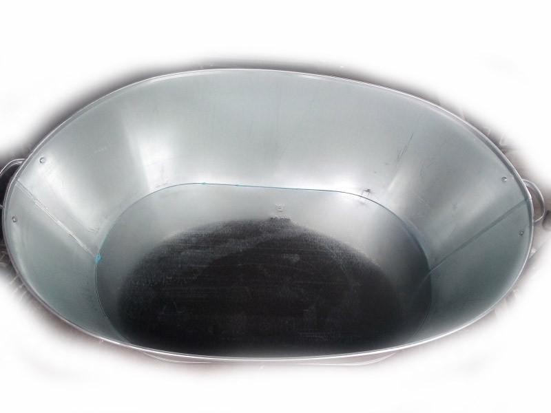 Ванна оцинкованная 120л