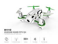Квадрокоптер дрон Hubsan X4 H111D Nano c FPV Камерой 5.8Ghz и дисплеем RTF,Флипы,Heаdlles,, фото 7