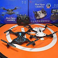 Квадрокоптер дрон L600S Black WiFi FPV 2 камеры+оптический датчик удержания,6-ти осевая система стабилизации,, фото 3
