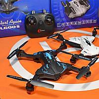 Квадрокоптер дрон L600S Black WiFi FPV 2 камеры+оптический датчик удержания,6-ти осевая система стабилизации,, фото 4