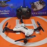 Квадрокоптер дрон L600S Black WiFi FPV 2 камеры+оптический датчик удержания,6-ти осевая система стабилизации,, фото 6