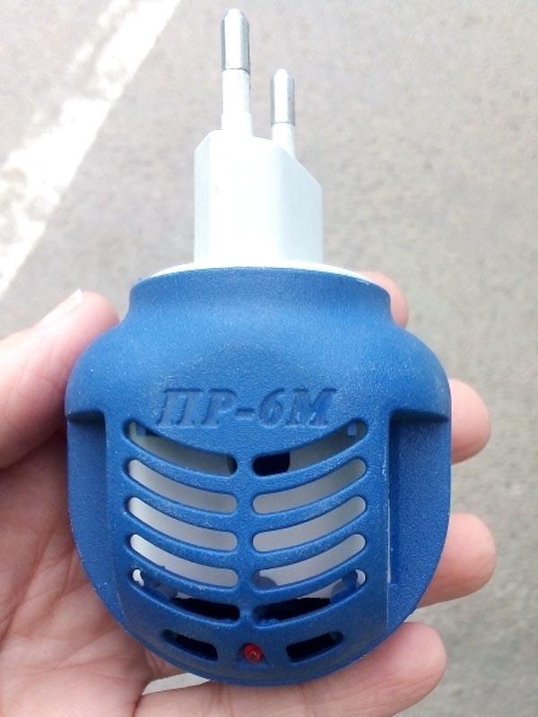 Фумигатор универсальный ПР-6 (под пластины и жидкость)