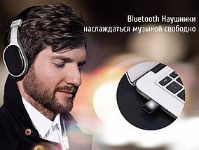 USB Bluetooth адаптер Ugreen беспроводной передатчик bluetooth 4.0 для компьютера US192 (Черный), фото 3