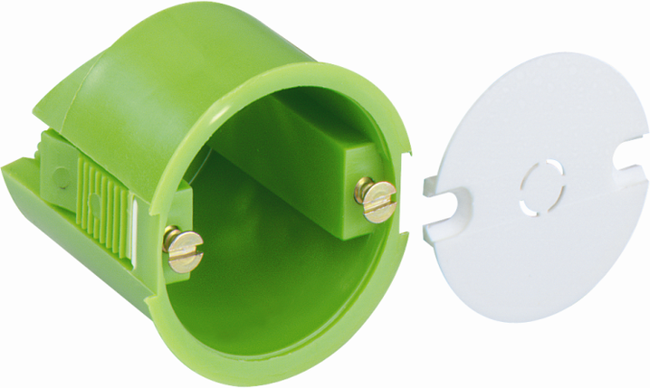 Коробка для світильників HW 040, Ø 30 мм, фото 2