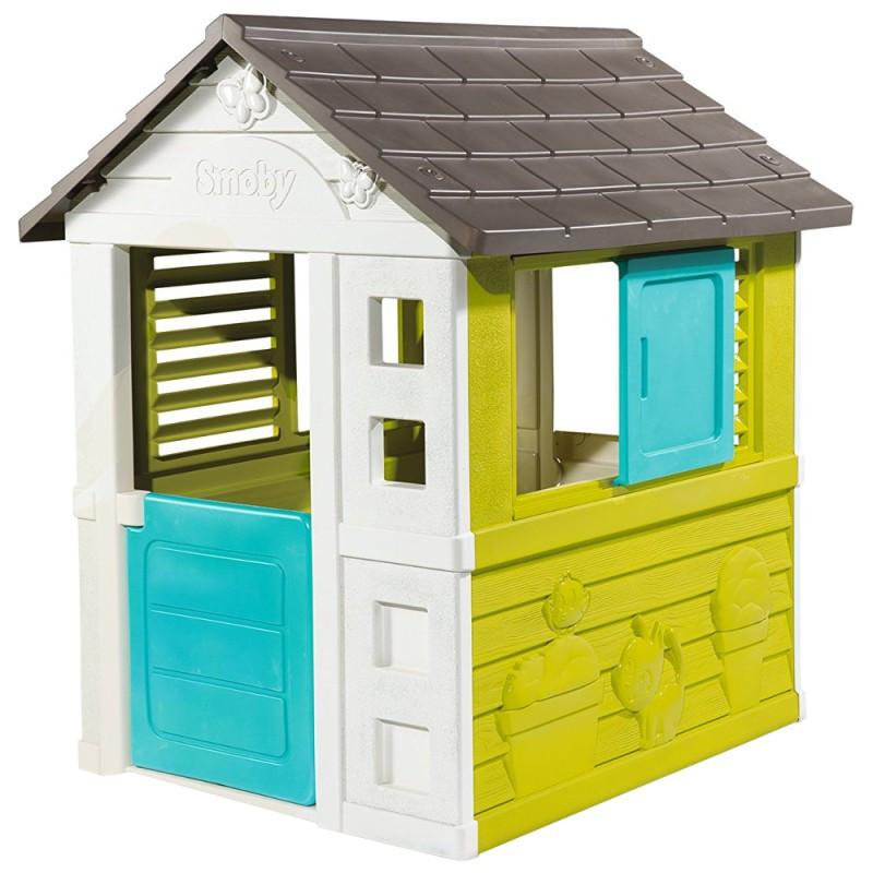 Детский игровой домик Smoby Pretty 810710