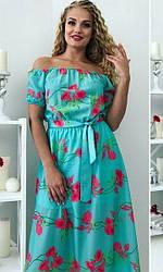 Платье большой размер 8511707-2