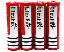 Акумулятор 18650 6800 mAh 3,7 V червоний