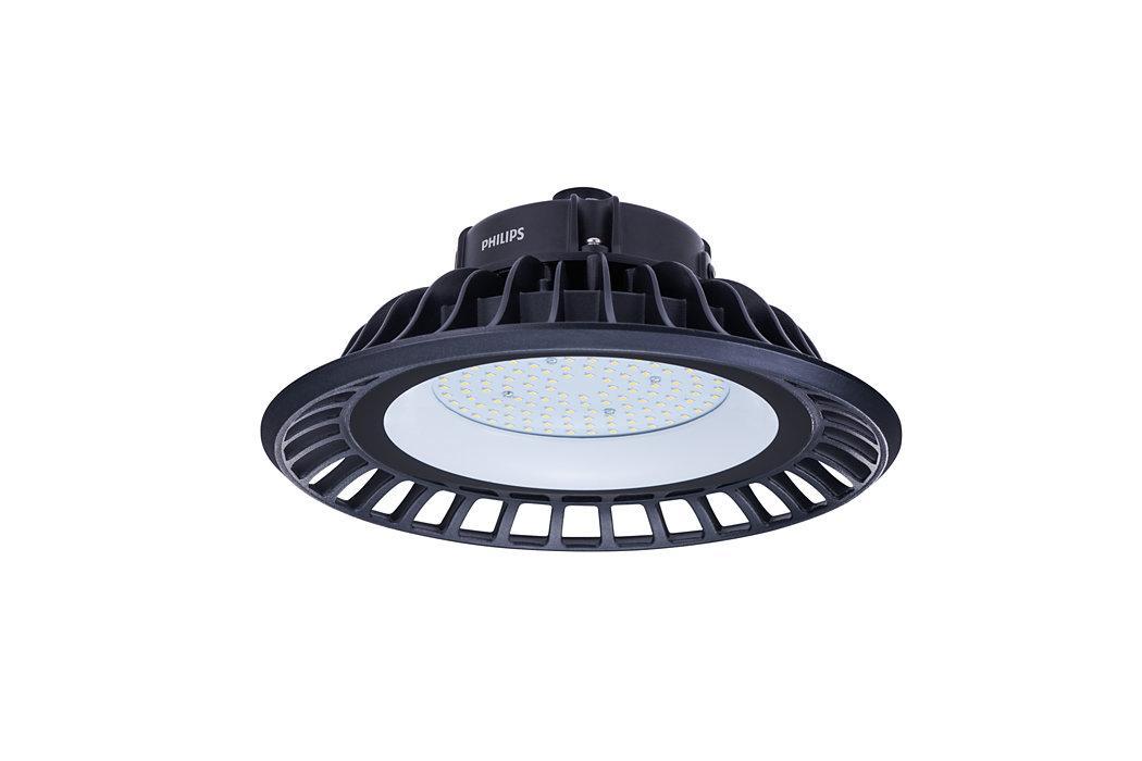 Светодиодный светильник BY235P LED 200W 4000К 20 000 Lm IP65 120° Philips для высоких пролетов, промышленный