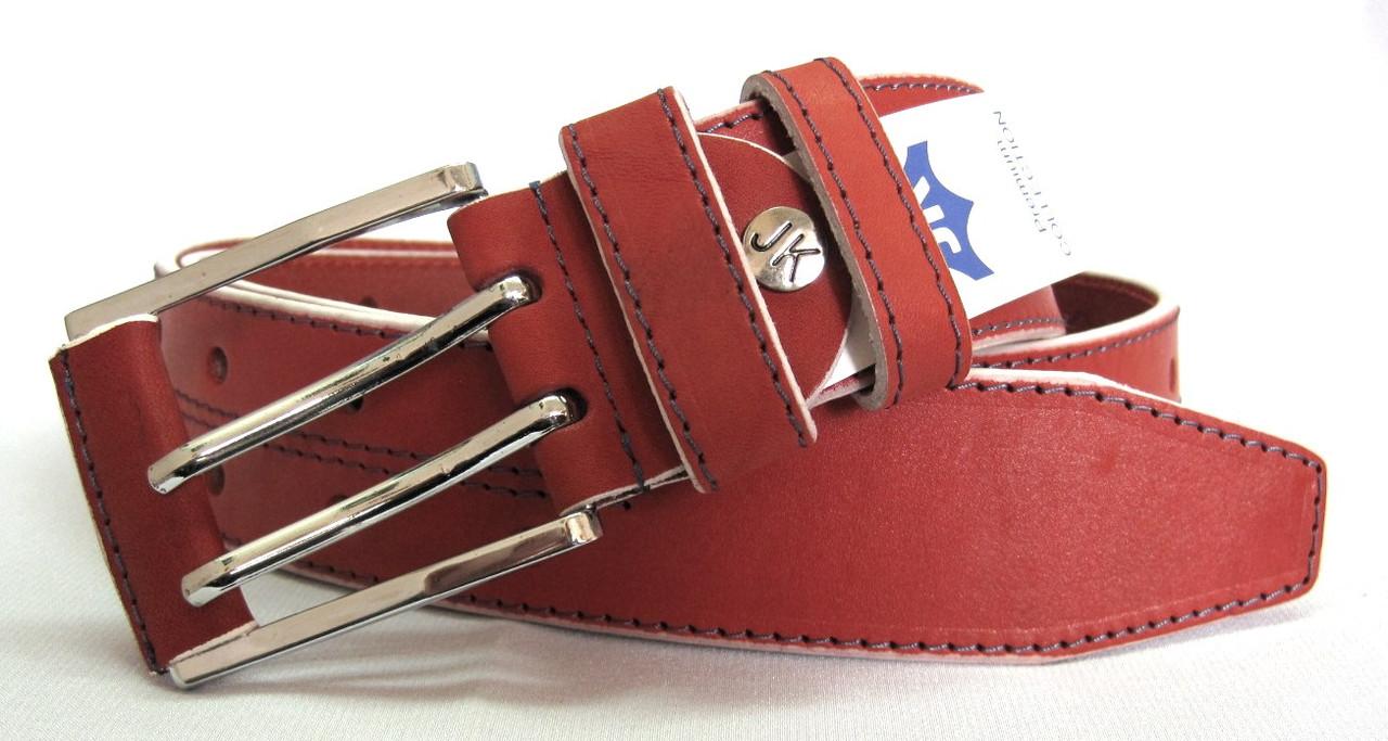 Ремни мужские кожаные красные уроки по литья из бронзы