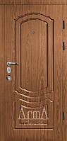 Двери входные Арма орех лесной тип 13 модель 101 квартира