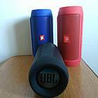 [ОПТ] Портативная беспроводная колонка Bluetooth JBL Charge 2 Портативная акустика JBL (Синяя), фото 2