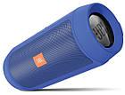 [ОПТ] Портативная беспроводная колонка Bluetooth JBL Charge 2 Портативная акустика JBL (Синяя), фото 4