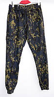 Мужские джинсы на резинке Plus Press 1805-006M (30-38/8ед) 12.85$