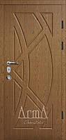 Двери входные Арма дуб антик тип 13 модель 103 квартира