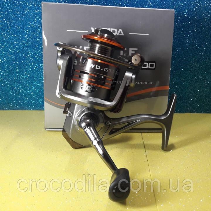 Спиннинговая катушка  Kaida ( Weida) KD.GTF 2000