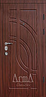 Двери входные Арма кедр люкс тип 13 модель 111 квартира
