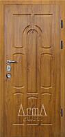 Двери входные Арма дуб золотой тип 13 модель 119 квартира