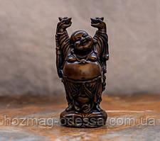 Статуэтка Хотэй с поднятыми руками